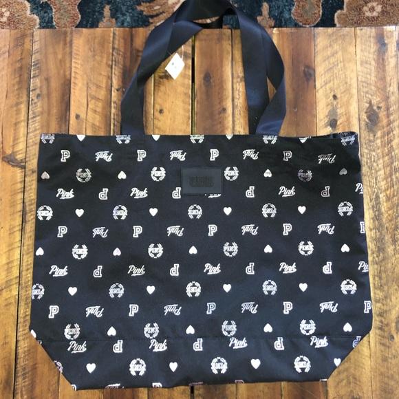 PINK Victoria's Secret Handbags - NWT PINK Tote